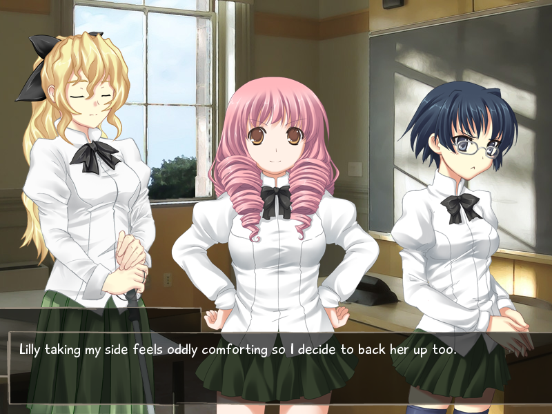 Carrot Cafe!  Visual Novel  Dating Sim by Soot Face
