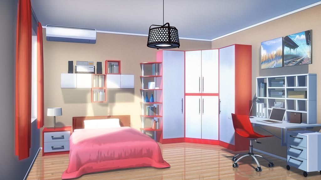 Bedroom Background Episode Interactive