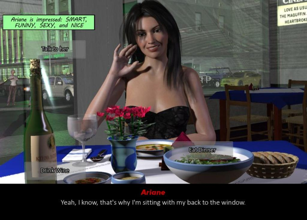 dating simulator ariane game 2016 torrent game