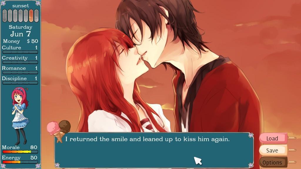 flirting games anime boy girls full free