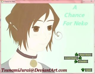 A Chance For Neko screenshot 1
