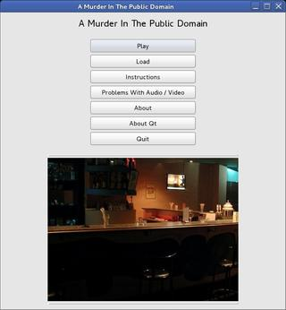 A Murder In The Public Domain screenshot 1