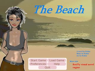The Beach screenshot 1