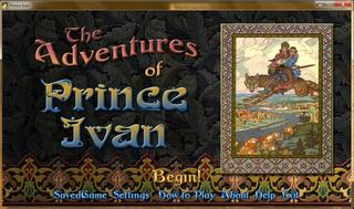 The Adventures of Prince Ivan screenshot 1
