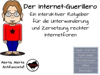 Der Internet Guerillero screenshot 5