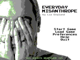 Everyday Misanthrope screenshot 1