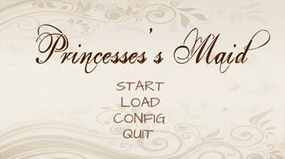 Princesses's Maid screenshot 3