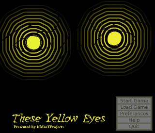 These Yellow Eyes screenshot 1