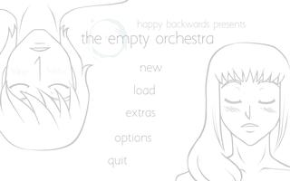 the Empty Orchestra screenshot 1