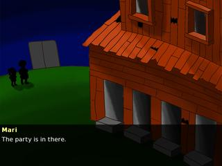 Test of Courage, A screenshot 3