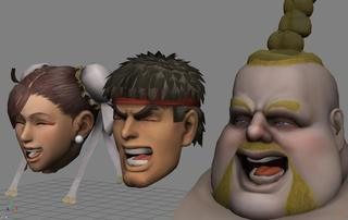 The Street Fighters screenshot 1