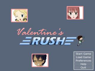 Valentine's Rush screenshot 3