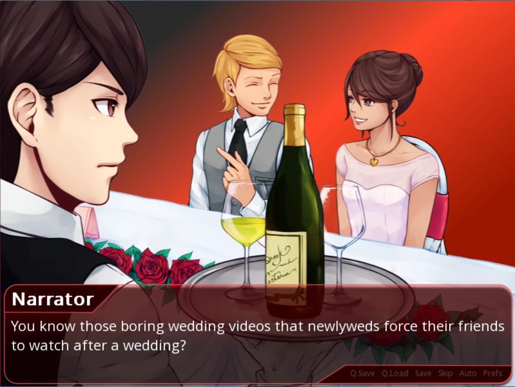 Capture renpy dating sim games