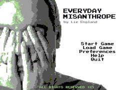 Everyday Misanthrope thumbnail