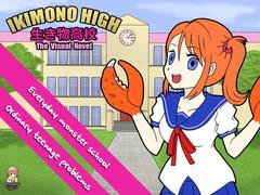 Ikimono High The visual novel thumbnail